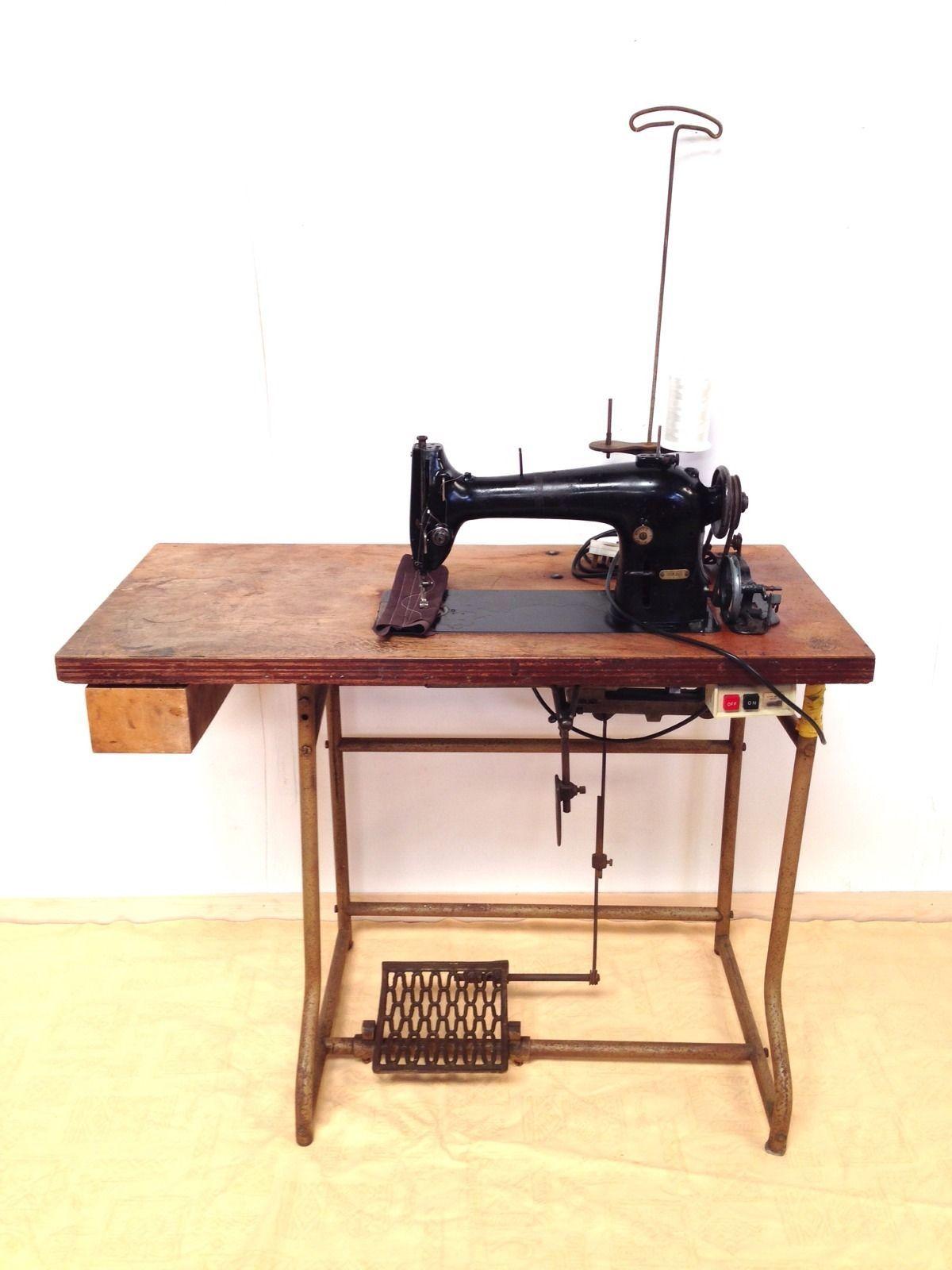 Singer 96k Powerful Industrial Sewing Machine Horse Rugs