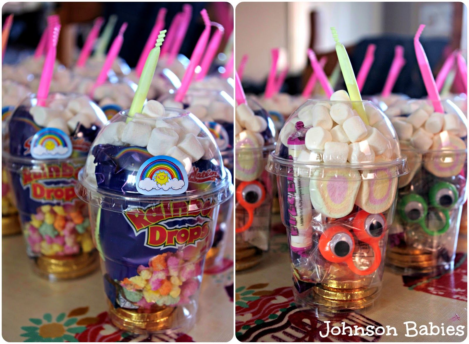 Party Bag Ideas For 6 Year Olds - Google Search