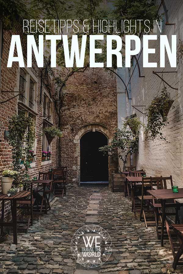 Antwerpen in 2 Tagen: 15 Dinge, die du in Antwerpen gesehen und gemacht haben solltest #aroundtheworldtrips