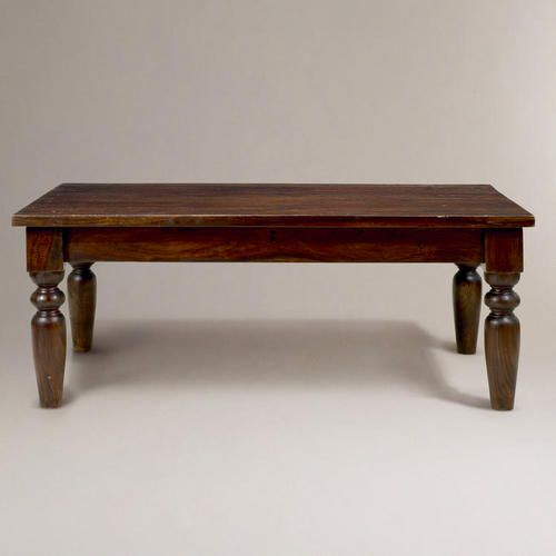 One Of My Favorite Discoveries At WorldMarket.com: Sourav Coffee Table I  Love This Line. I Canu0027t Wait To Get It.