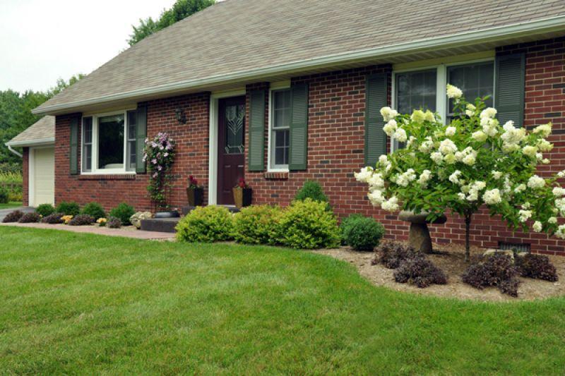 Curb Appeal 20 Modest Yet Gorgeous Front Yards Landscape Ideas