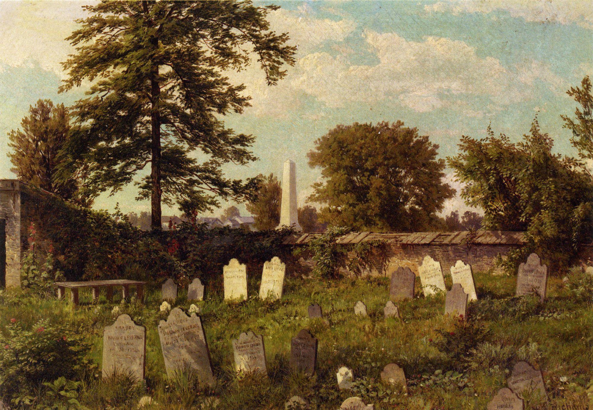 Richards_William_Trost_Leverington_Cemetery