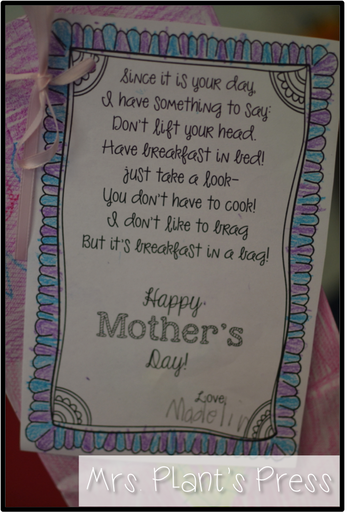 Mrs Plant S Press Moms And Memories Mother S Day Projects Happy Father Day Quotes Fathers Day Quotes