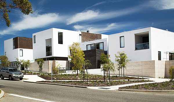 To cut urban sprawl we need quality infill housing displays australian property investor john rust hughes house also best images architect design terraced town rh pinterest