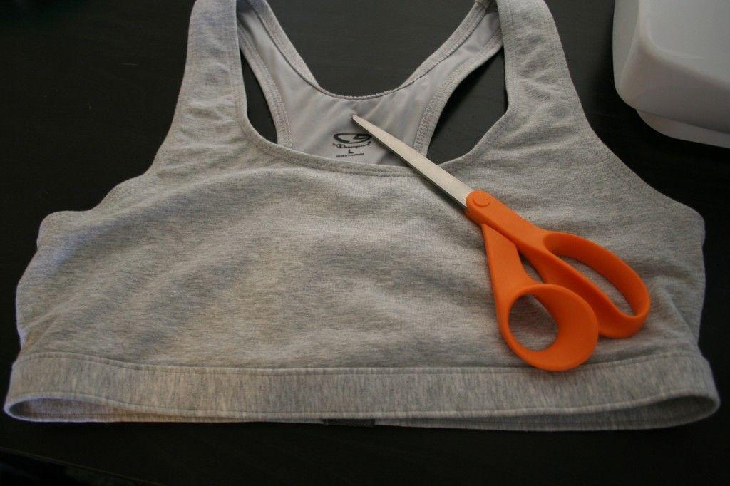 Diy handsfree pumping bra hands free pumping bra