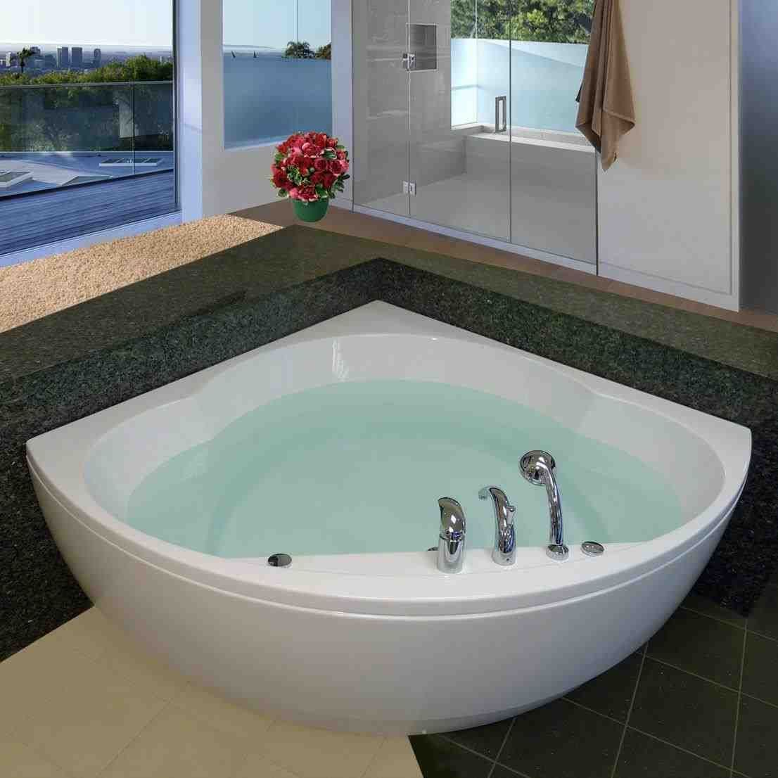 Deep Soaker Tub White | www.topsimages.com