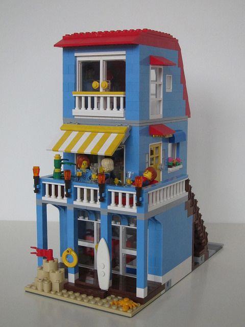 Converted 7346 Seaside House