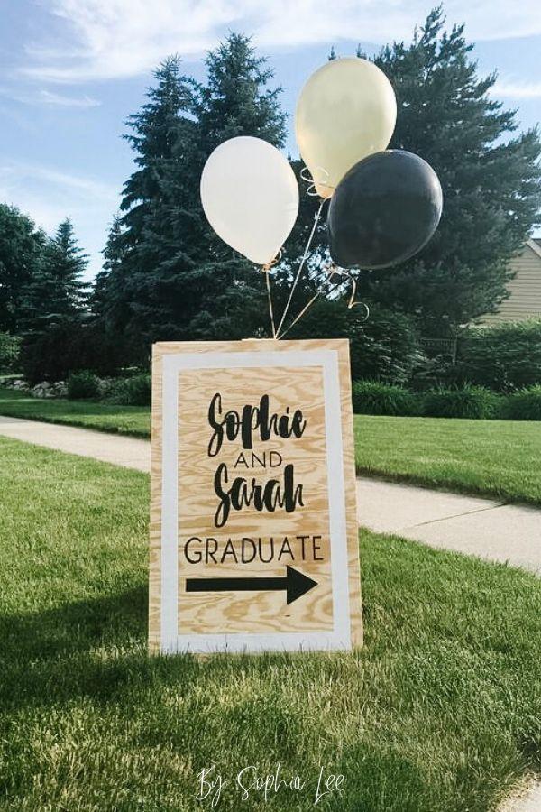 26 Insanely Creative High School Graduation Party Ideas – By Sophia Lee