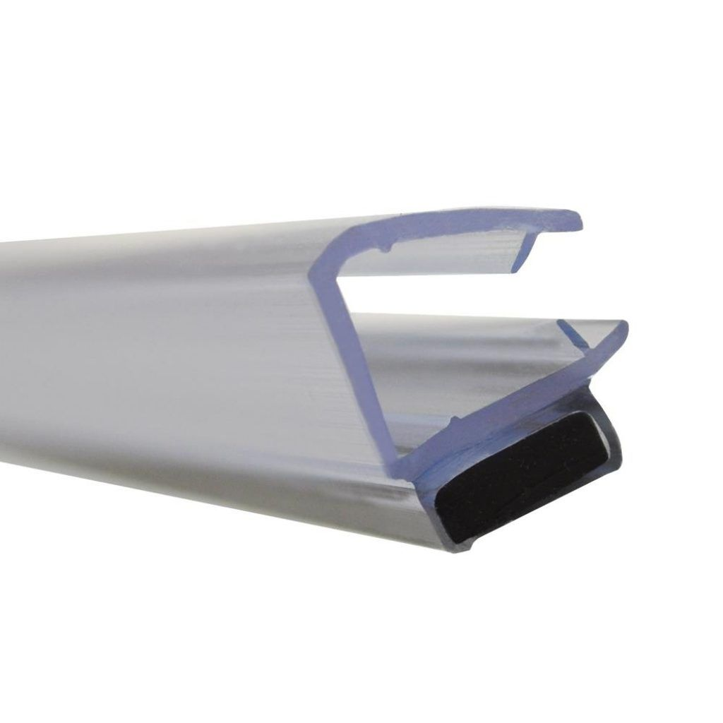 Magnetic Shower Door Seal Which Is Design For Use On A Range Of Shower Doors  With A Glass Thickness Of