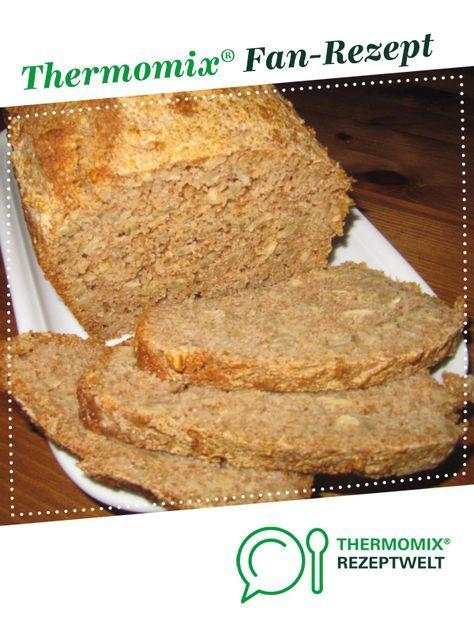 Photo of 5-Minuten-Brot, Vollkornbrot schnell und einfach