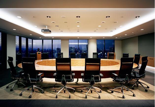 Professional Office Interior Design
