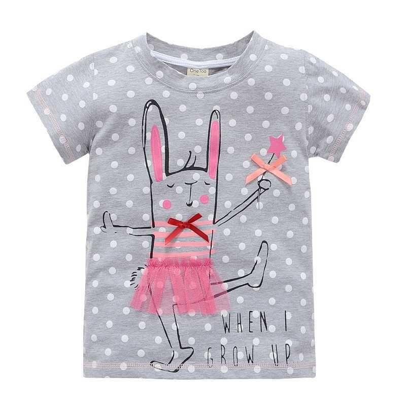 Encontrar Más Camisetas Tees Información acerca de VIDMID 2 10 años niña t  shirt big Girls tees camisetas niños blusa gran venta calidad estupenda  100% ... 37846a3b1663f