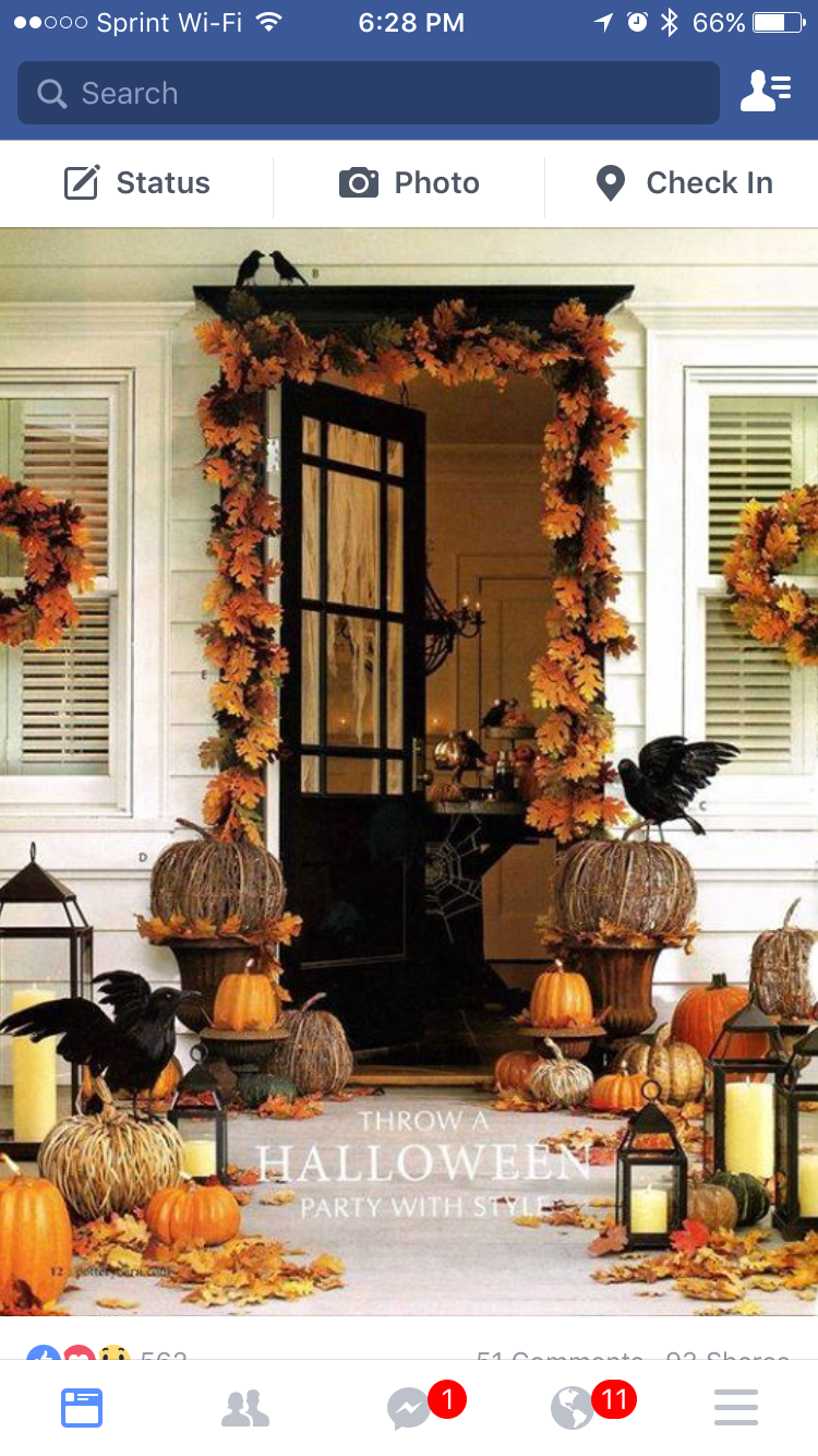 Halloween is almost here, and if you have not started decorating your  outdoor space yet, then we have plenty of amazing ideas to help set the  proper mood.