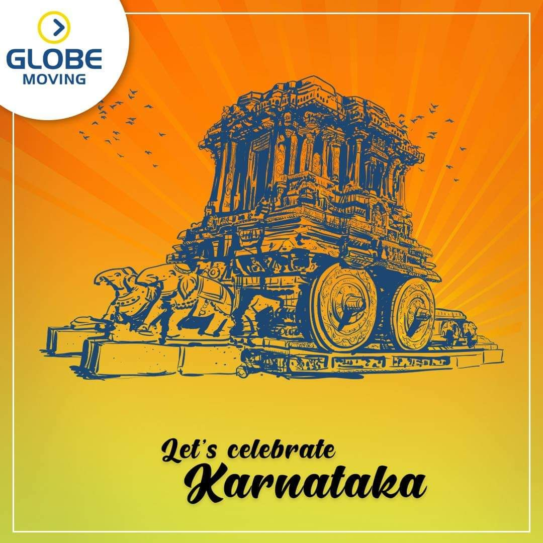 Globe Moving wishes you all a Happy Kannada Rajyotsava.