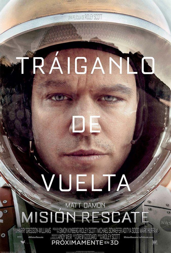 peliculas astronautas