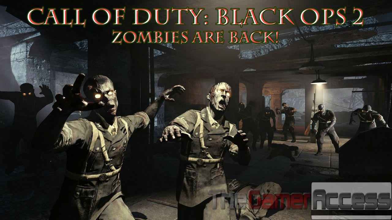 Black Ops 2 Zombies Zombie Best Apocalypse Wallpaper