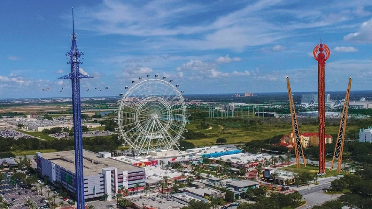 2 new recordbreaking attractions coming to Orlando ICON