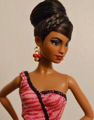 Nasrin- SIS Trichelle Barbie Basics Hybrid by DollAnatomy (Gypsy X) Tags: sis artdoll muneca mbili aabarbie ooakbarbie modelmusebarbie africanamericanbarbie barbierepaint ooakken kenrepaint modelmuseken repaint marineraluna dollanatomy sissoinstyletrichelleooakrepaint