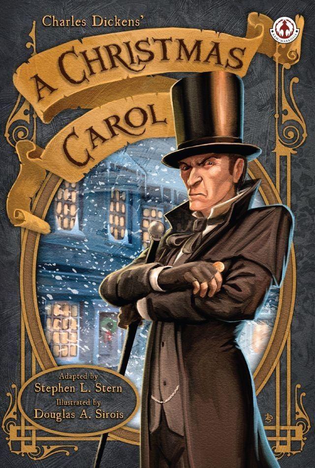 A Christmas Carol (Markosia) Christmas carol, Best