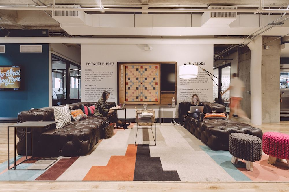 WeWork Co-living on Wall Street | Ideas & Inspiration To ...
