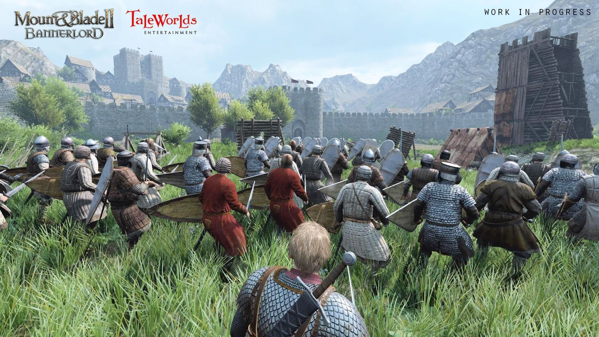 1920x1080 Px Mount And Blade Ii Bannerlord Wallpaper Desktop By