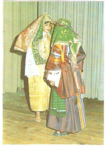 costume mariéé de ksar-hellal