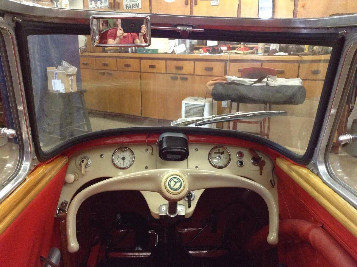 1956 Messerschmitt KR200 for sale #2002851 - Hemmings Motor News ...