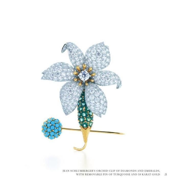 e6379f33f Tiffany New Collections 2011   Tiffany, Collection and Brooches