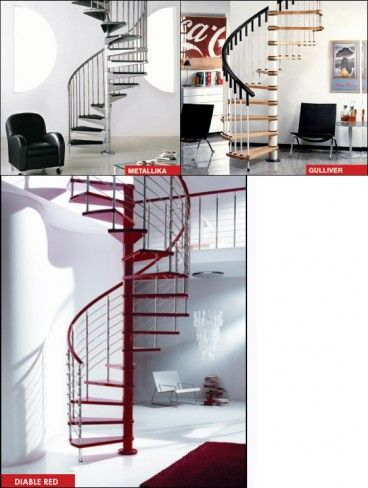 Best Modular The Spiral Staircase For Small Spaces Modular 400 x 300