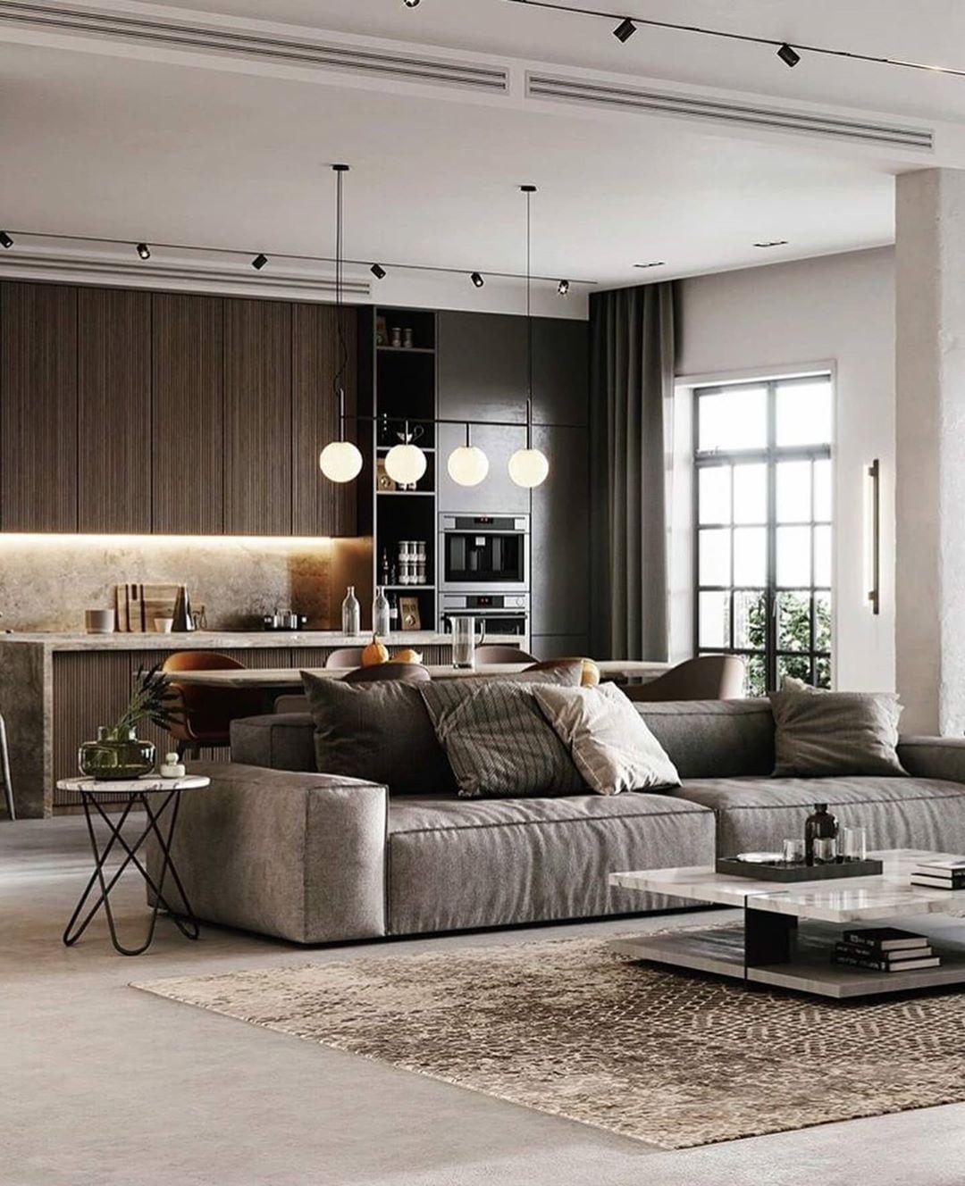 Luxurious Modern Houses On Instagram I Luxuriousmodernhouses The Best Interior Ex In 2020 Modern Minimalist Living Room Elegant Living Room Minimalist Living Room