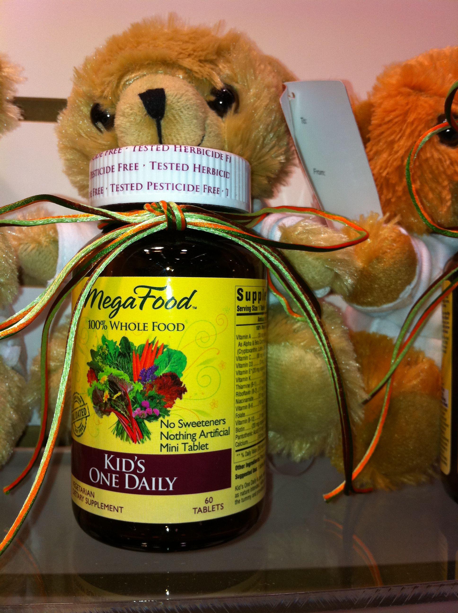 натуральные витамины для детей iherb Для детей
