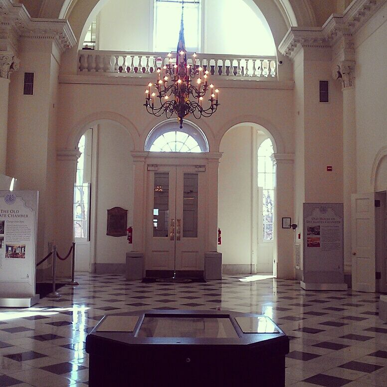 State House Foyer