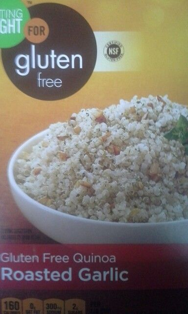 eating right brand has gluten free foods. can be found in ...