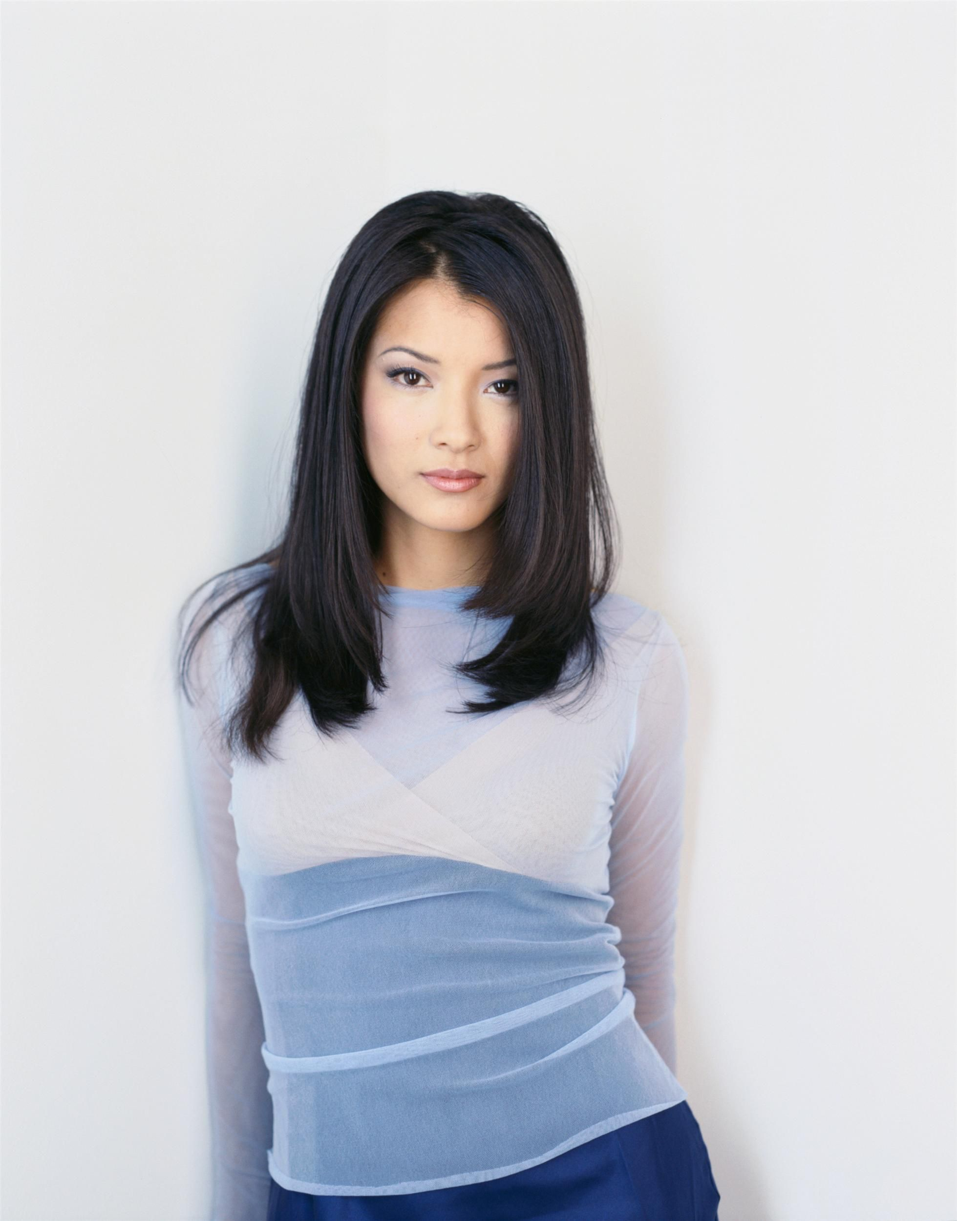 Kelly Hu Kelly Huasian Celebritieshollywood Stylesunset