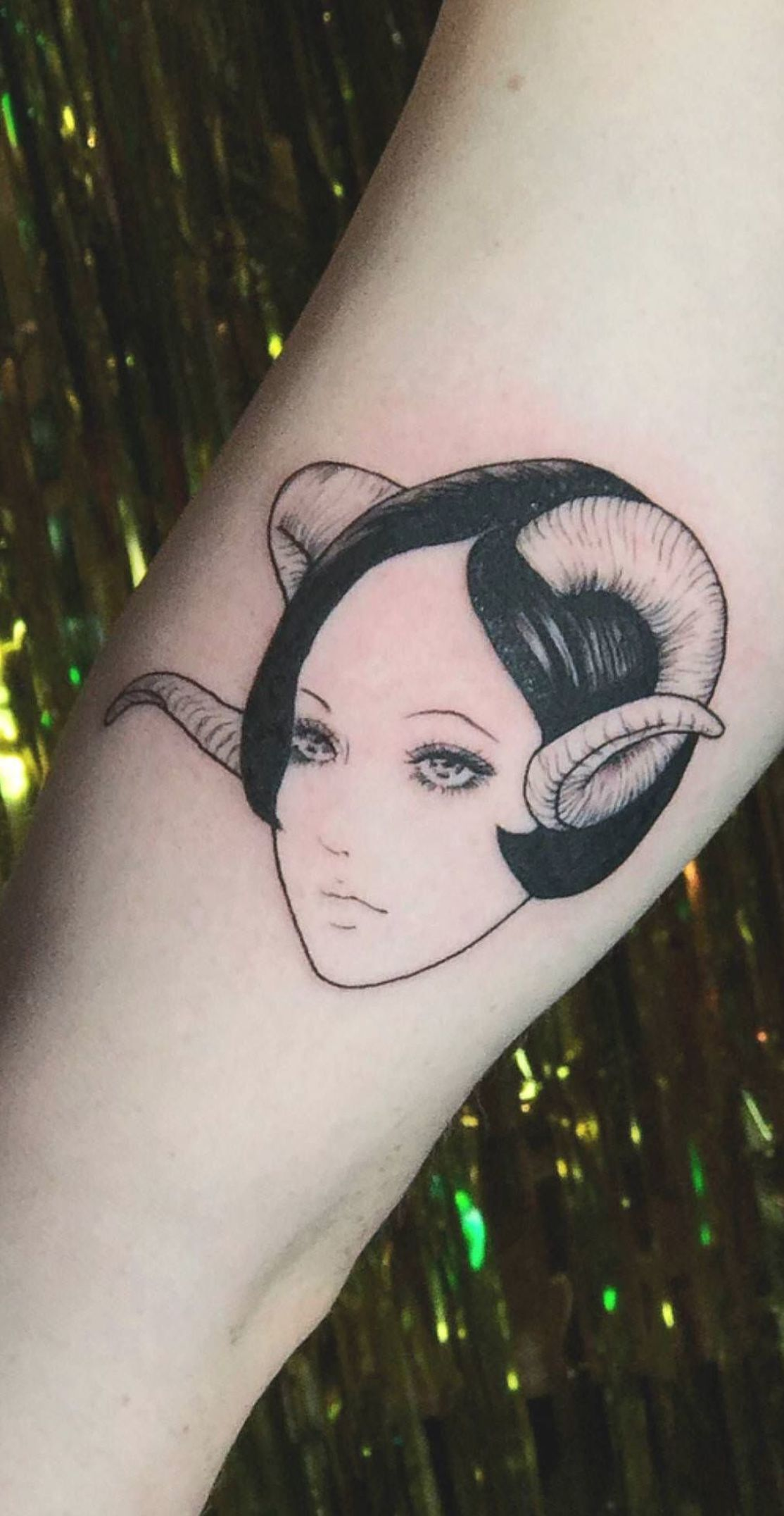 Junji Ito Style Portrait By Suzani Done At Valentine Tattoo Seattle Wa In 2020 Japanese Tattoo Tattoos Japanese Tattoo Symbols