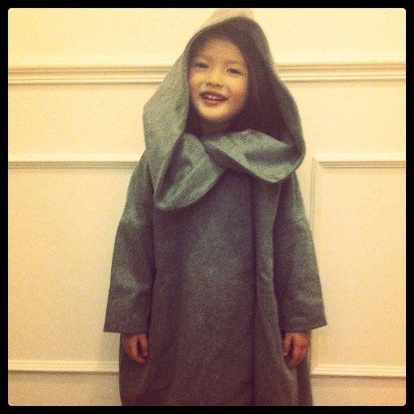 Patti coat by Bodebo