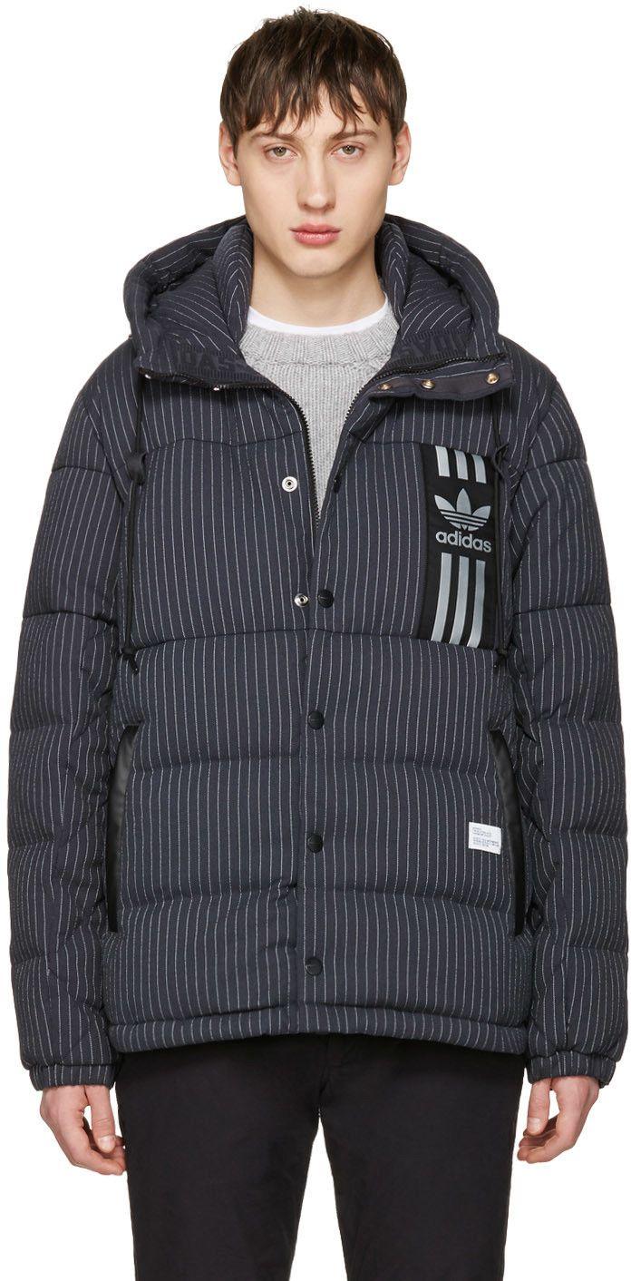 Id96 Originals Grey Down Bedwin JacketMens Adidas By 0vwynmN8O