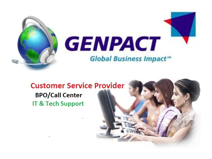 """All about IT and BPO Company """"Genpact Limited"""": Biodata