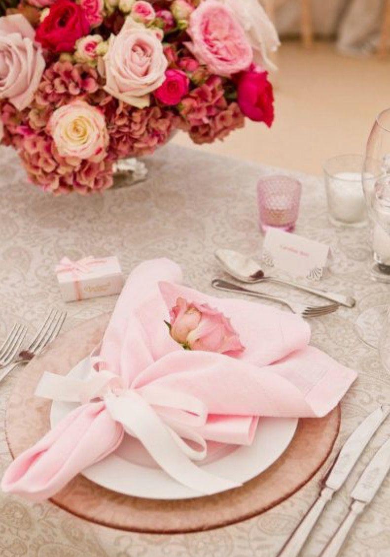 doblar servilletas boda