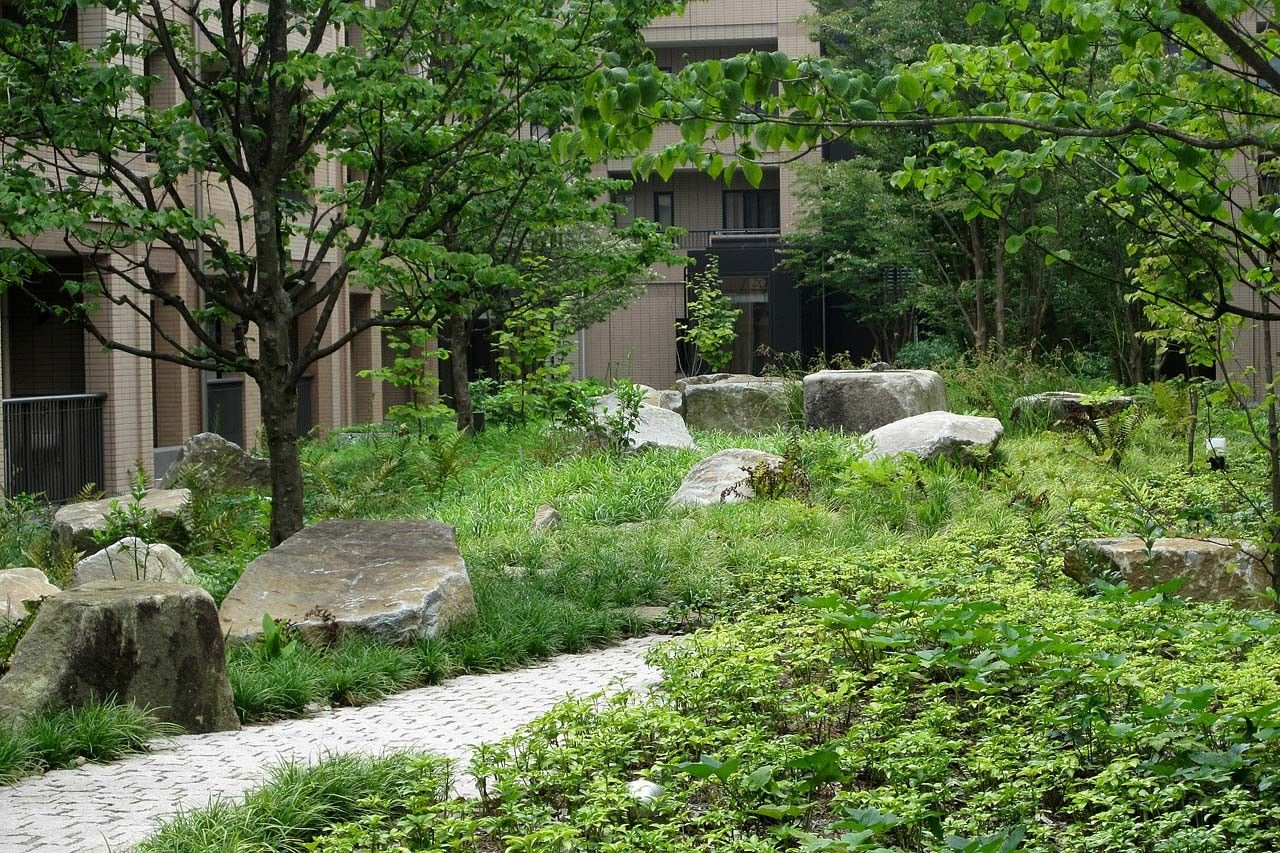 Dan Pearson Studio Landscape Design Naturalistic Garden Modern Garden