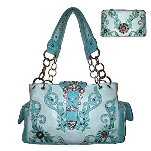 Texas West Western Buckle Handbag Concho Concealed Carry ... https://www.amazon.com/dp/B01AKDZHLI/ref=cm_sw_r_pi_dp_x_YDVGybENWVGVD