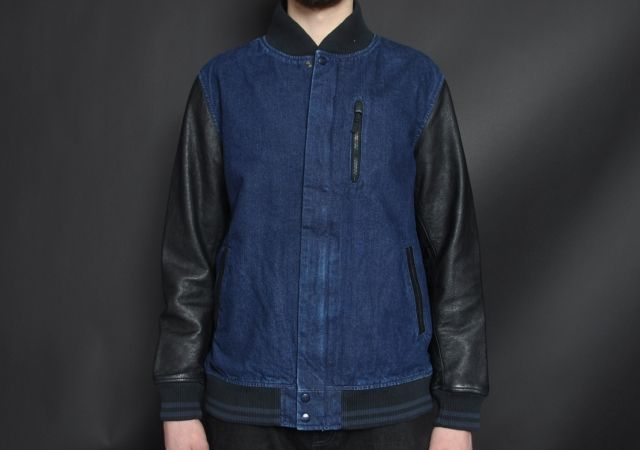 new lower prices top fashion various colors NIKE NSW SELVEDGE DENIM DESTROYER JACKET   Latest Products