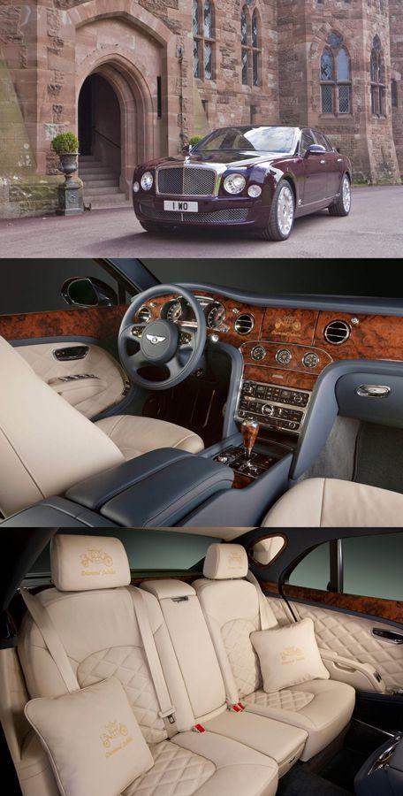 Bentley Jubilee edition Mulsanne   random   Pinterest   Super car ...