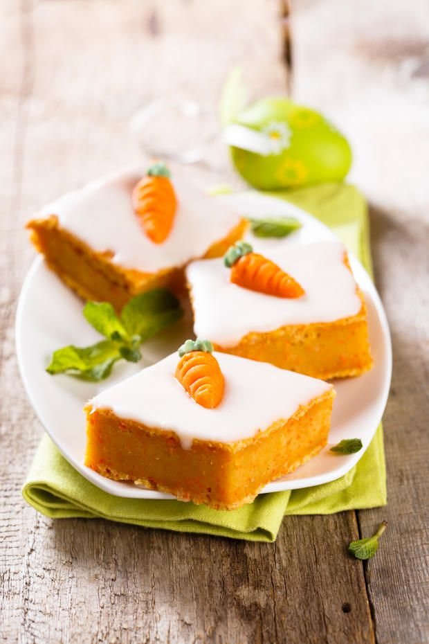 Karotten-Cupcakes #veganermaulwurfkuchen