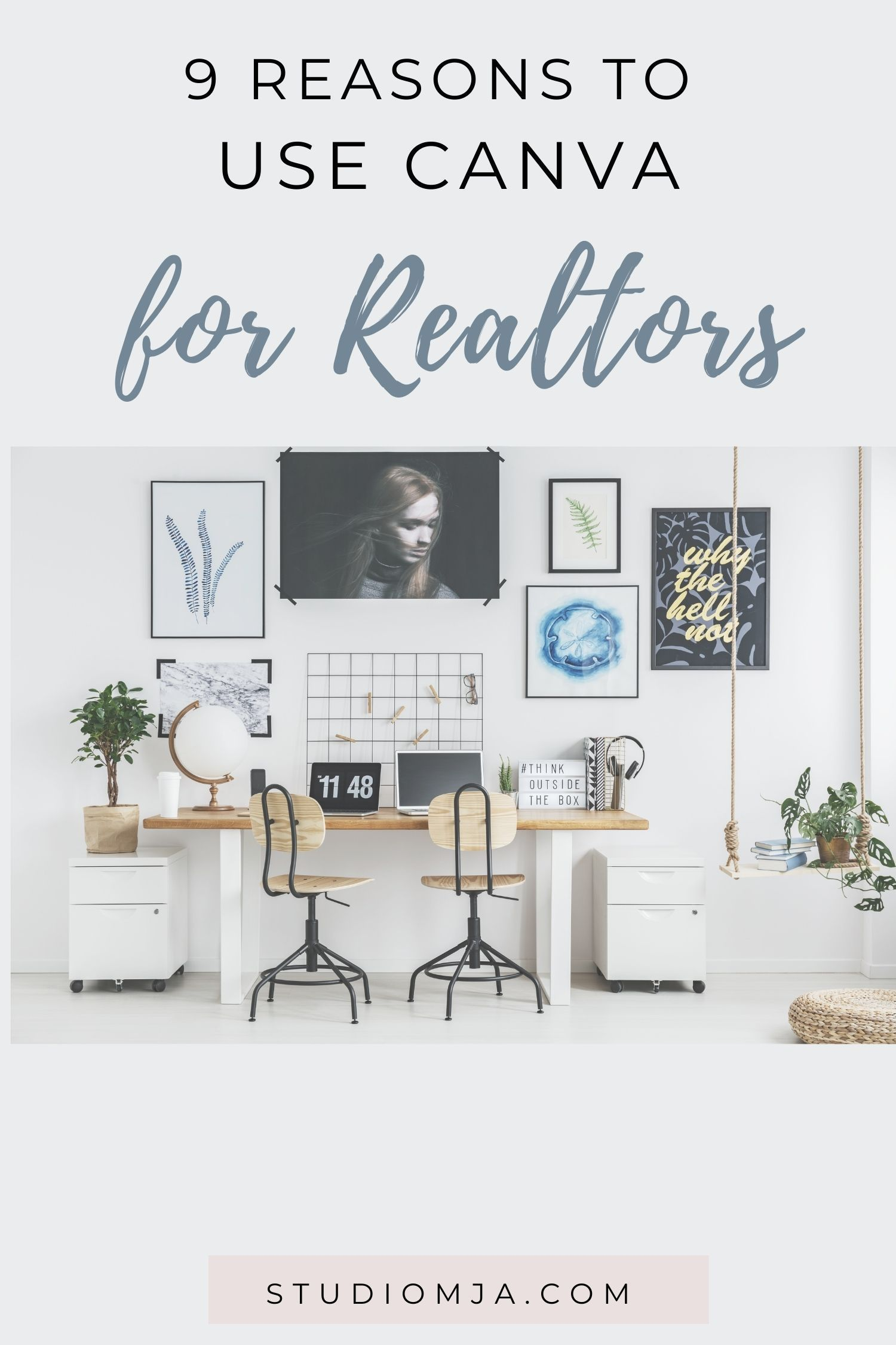 Canva is an amazing tool for everyone - designers and non-designers alike. Realtors can use Canva for all of their marketing materials and scheduling with ease. Learn how in this article. #realestatemarketing #canva #realestatecanva #canvadesign #design #marketing #designer
