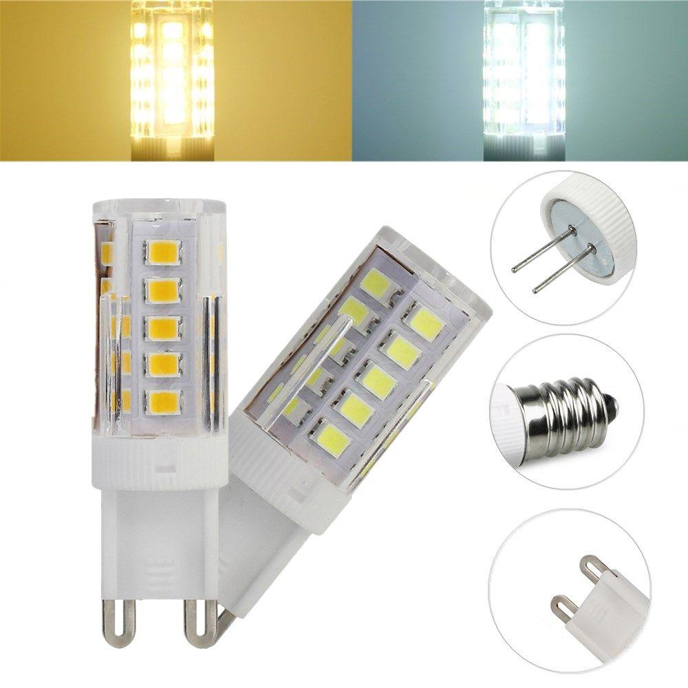 E14 G4 G9 3 5w 2835 Smd Led Light Bulb Home Lamp Decoration Ac220v Lamp Decor Led Lights Led Light Bulb