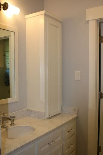 Best Colors To Paint A Bathroom Vanity