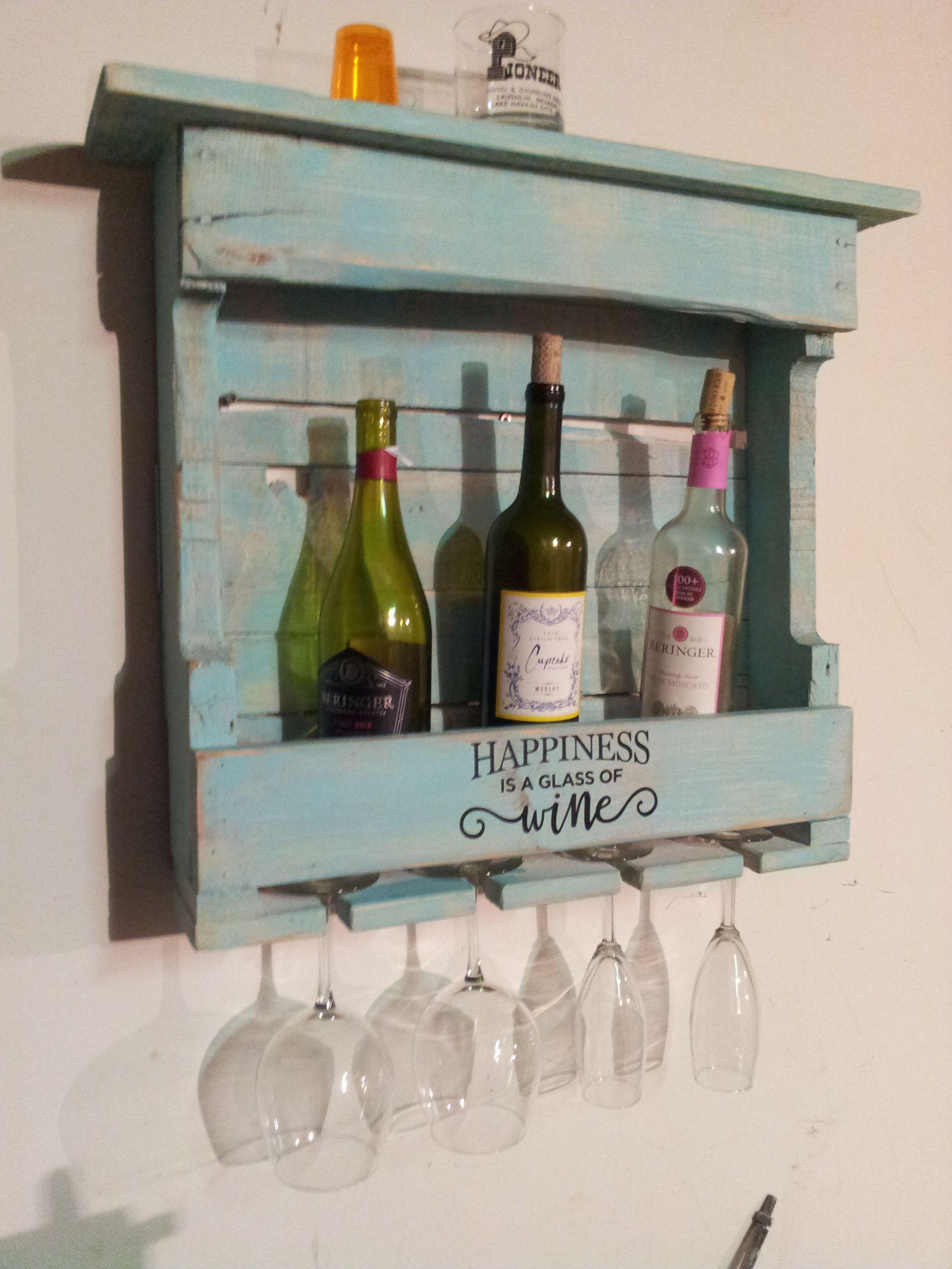 Wine Bottle Cabinet Insert