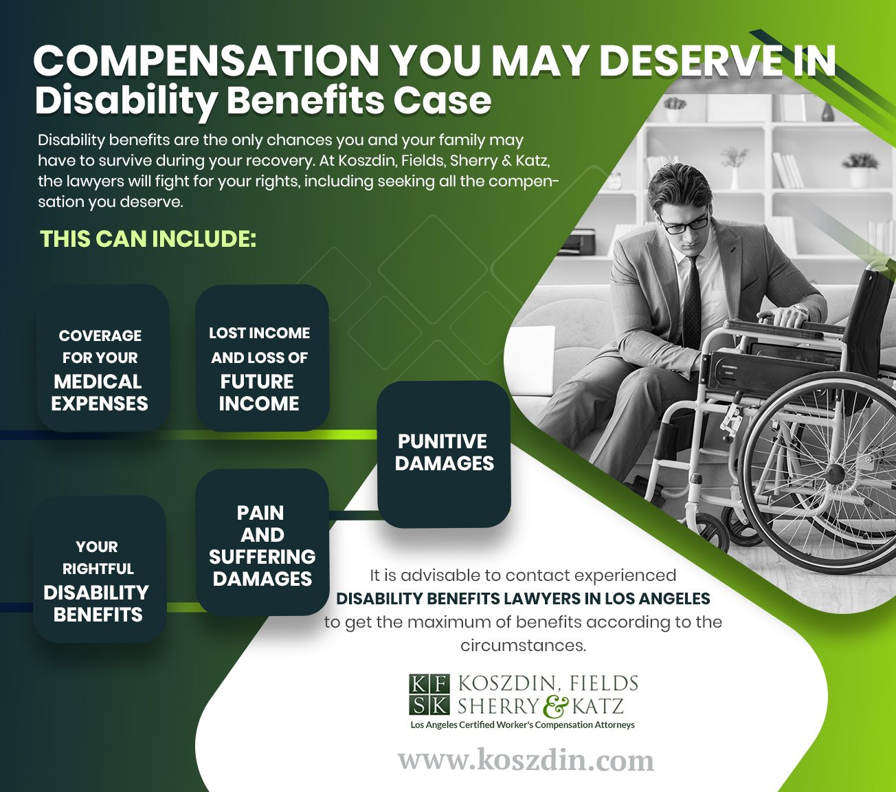 Los angeles disability benefits attorney in 2020