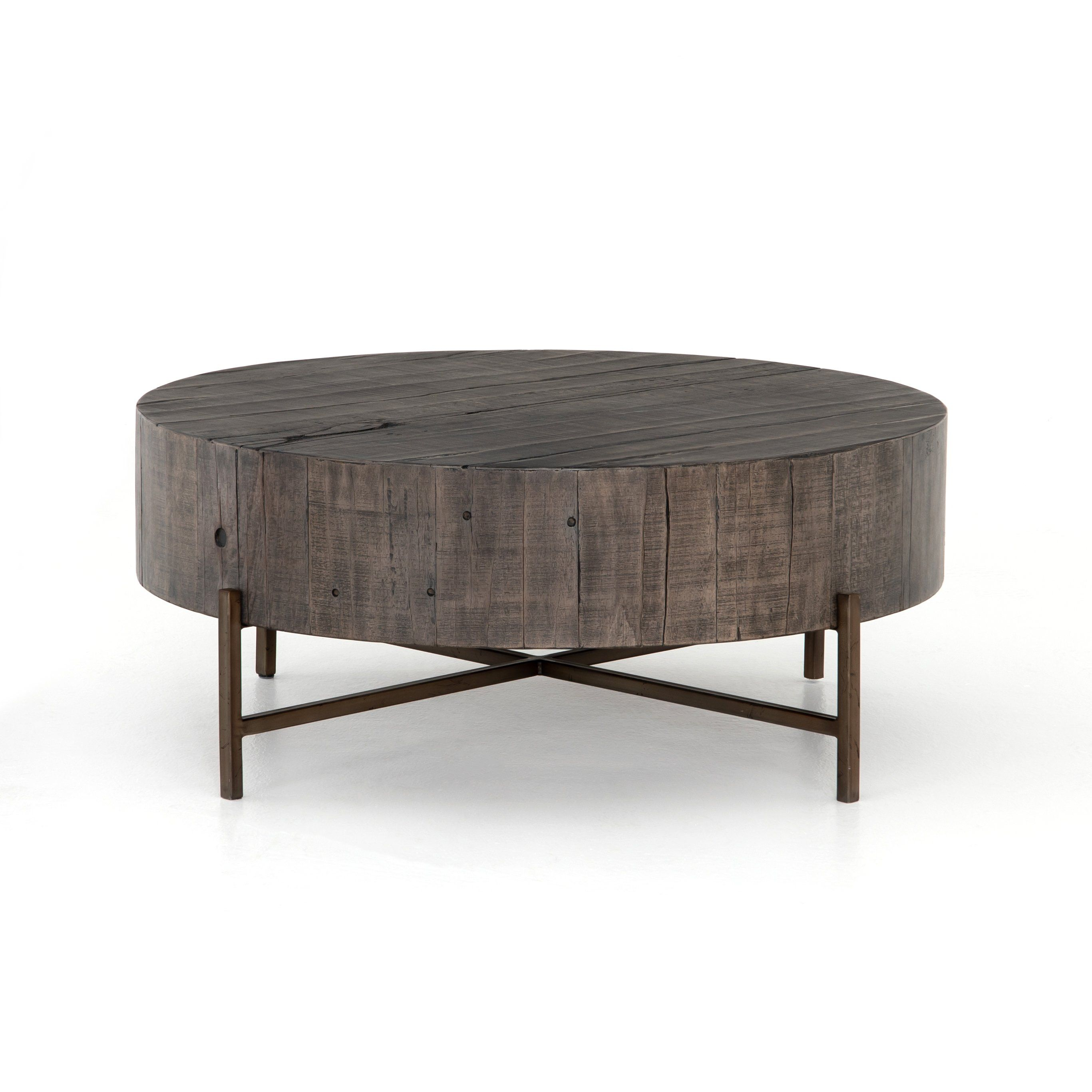Pierce Coffee Table Brown Beam Furniture Decor Coffee Table Mid Century Modern Coffee Table Coffee Table Square [ 2733 x 2733 Pixel ]